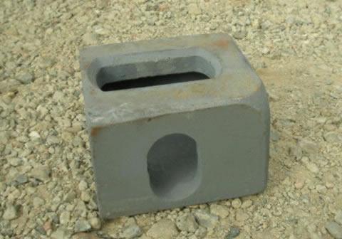 corner casting